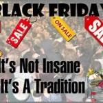 4 Reasons to Avoid Black Friday